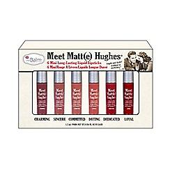 theBalm - 'Meet Matte Hughes' gift set