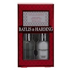Baylis & Harding - Frosted Cranberry Trio Gift Gift Set