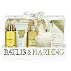 Baylis & Harding - Sweet Mandarin and Grapefruit Luxury Travel Gift Set