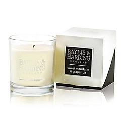 Baylis & Harding - Sweet Mandarin & Grapefruit 1 Wick Candle Gift