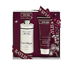 Baylis & Harding - Skin Spa Herbal Therapy Collection - Mulberry, Hollyhock & Thyme Beauty Duo