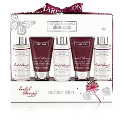 Baylis & Harding - Skin Spa Herbal Therapy Collection - Mulberry, Hollyhock & Thyme 5 Piece Gift Set