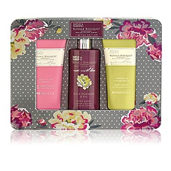 Baylis & Harding - The Royale Bouquet Limited Edition Collection - Assorted Fragrance Tin Set