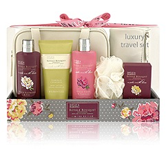 Baylis & Harding - The Royale Bouquet Limited Edition Collection - Assorted Fragrance Luxury Travel Gift Set