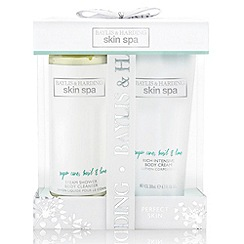 Baylis & Harding - Skin Spa Collection - Sugar Cane, Basil & Lime Perfect Skin Duo