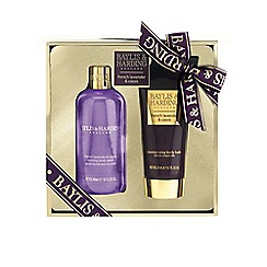 Baylis & Harding - Signature Collection - French Lavender & Cassis Body Duo Gift Set
