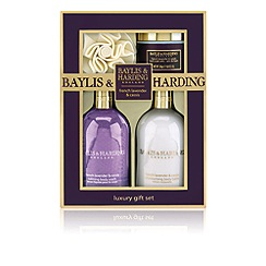 Baylis & Harding - Signature Collection - French Lavender & Cassis Perfect Pamper Gift Set