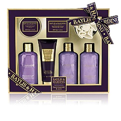 Baylis & Harding - French Lavender & Cassis Collection Tray Gift Set