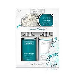 Baylis & Harding - Skin Spa Aromatherapy Collection Û Eucalyptus & Garden Mint Relax and Unwind Benefit Set
