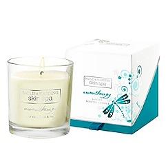 Baylis & Harding - Skin Spa Aromatherapy Collection Û Sugar Cane, Basil & Lime Single Wick Candle