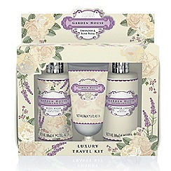 Baylis & Harding - Garden House Collection Û Lavender & Rose Petal Travel Set
