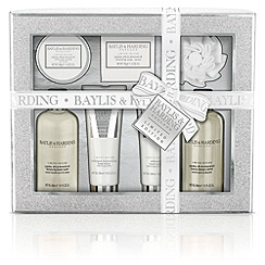 Baylis & Harding - Jojoba, Silk & Almond Oil Tray Christmas Gift Set