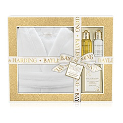 Baylis & Harding - Sweet Mandarin & Grapefruit Luxury Dressing Gown Christmas Gift Set