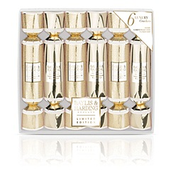 Baylis & Harding - Sweet Mandarin & Grapefruit 6 Christmas Crackers gift set