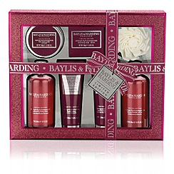 Baylis & Harding - Midnight Fig & Pomegranate Tray Christmas Gift Set