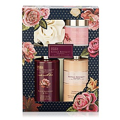 Baylis & Harding - Royal Bouquet Blue Benefit gift set