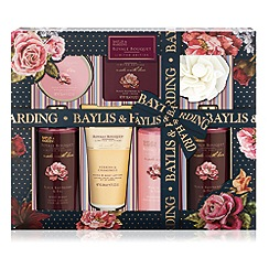 Baylis & Harding - Royal Bouquet Blue Tray Christmas Gift Set