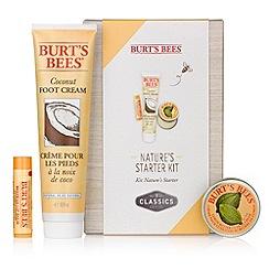 Burt's bees - 'Nature's Starter Kit'
