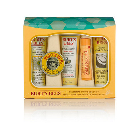 Burt+s bees - Essentials Kit Gift Set