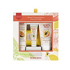 Burt's bees - Natural Cleansers Collection