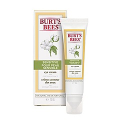 Burt's bees - 'Sensitive' eye cream 10g