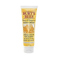 Burt's bees - 'Honey And Grapeseed Oil' hand cream 73.7g