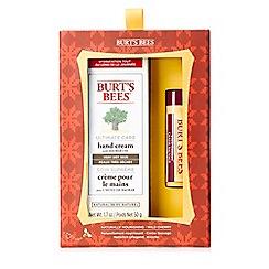 Burt's bees - 'Naturally Nourishing- Wild Cherry' Christmas gift set