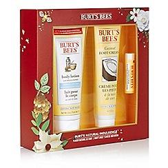 Burt's bees - 'Natural Indulgence' bodycare gift set