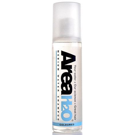 Area H20 - Medium Water Shampoo for Coloured Hair 250ml