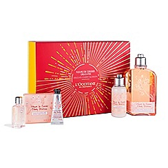 L'Occitane en Provence - 'Delicate Cherry Blossom' body care gift set