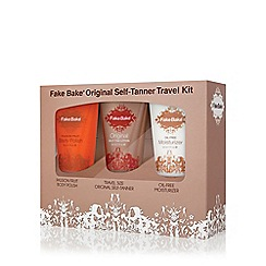 Fake Bake - 'Original' self tanner travel gift set