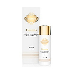 Fake Bake - 'Flawless' coconut face and body tanning serum 148ml