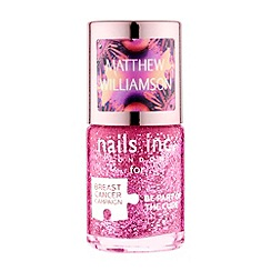 Nails Inc. - Pinkie Pink with Matthew Williamson polish 10ml