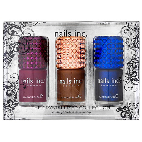 Nails Inc. - Crystallised collection Gift Set