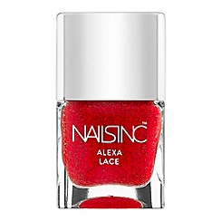 Nails Inc. - Alexa lace nail polish 14ml