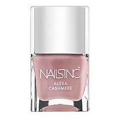 Nails Inc. - Alexa cashmere nail polish 14ml