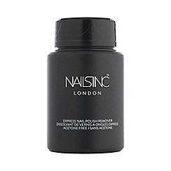 Nails Inc. - Express nail polish remover 60ml