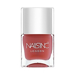 Nails Inc. - Base coat with kensington caviar 14ml