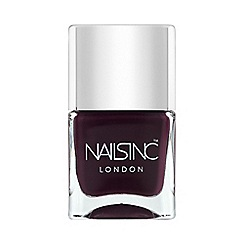 Nails Inc. - Sloane Mews trend shade nail polish 14ml