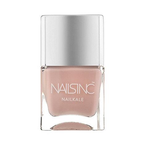 Nails Inc. - +NailKale+ Mayfair Lane nail polish 14ml