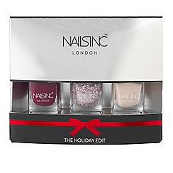 Nails Inc. - The Holiday Edit Collection