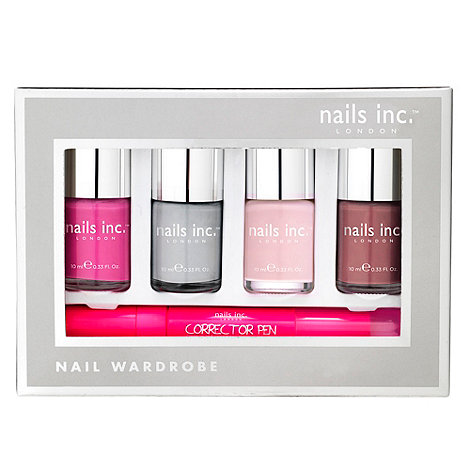 Nails Inc. - Debenhams Exclusive-Nails Inc Nail Wardrobe