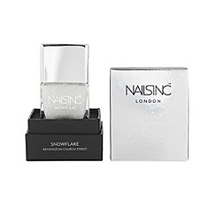 Nails Inc. - Kensington Church Street Snowflake Gift Set 14ml