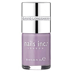 Nails Inc. - David Longshaw Emerging British Designer Collaboration - New Hallam Street Limited Edition Nail Poli