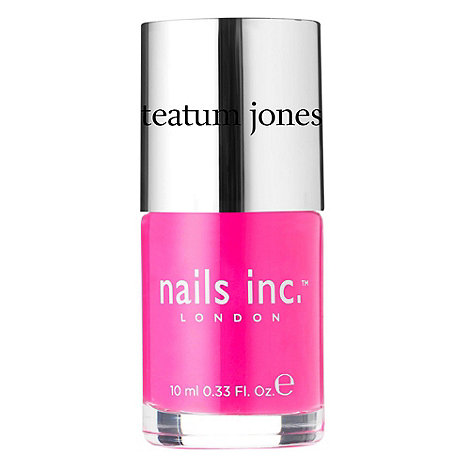 Nails Inc. - Teatum Jones Emerging British Designer Collaboration - New Sloane Street Limited Edition Nail Polish