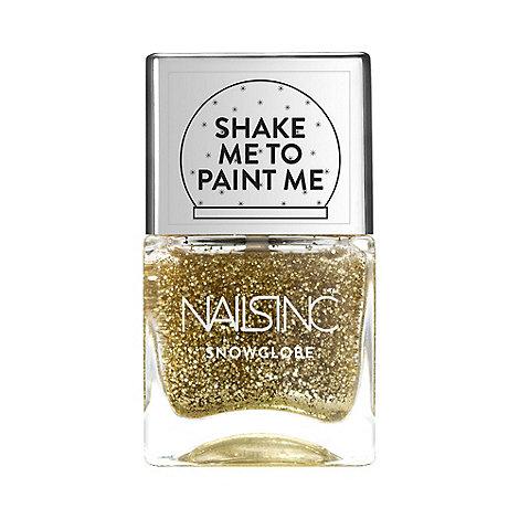 Nails Inc. - +Snowglobe+ nail polish 14ml