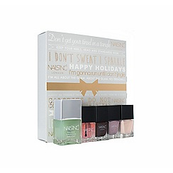Nails Inc. - Festive Health Kick Christmas gift set