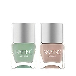 Nails Inc. - Nailkale duo collection ml