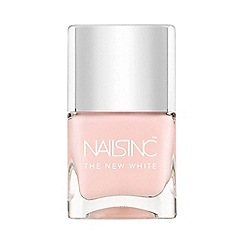 Nails Inc. - Whitehall New White nail polish 14ml