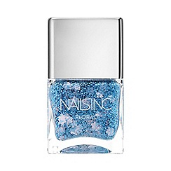 Nails Inc. - Queensgate Gardens Floral Effect nail polish